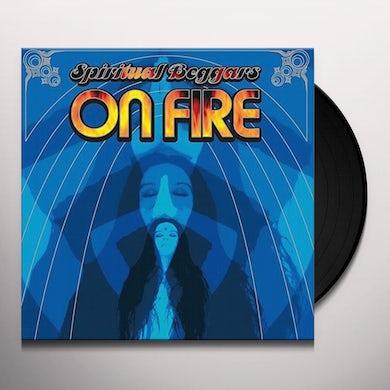 Spiritual Beggars ON FIRE Vinyl Record
