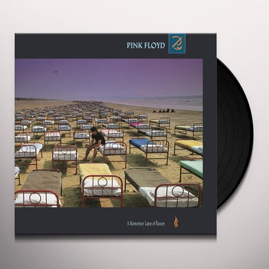 Pink Floyd Momentary Lapse Of Reason Vinyl Record