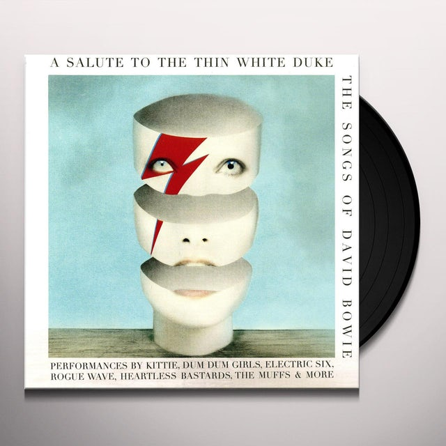 Salute To The Thin White Duke - Songs Of Bowie Vinyl Record