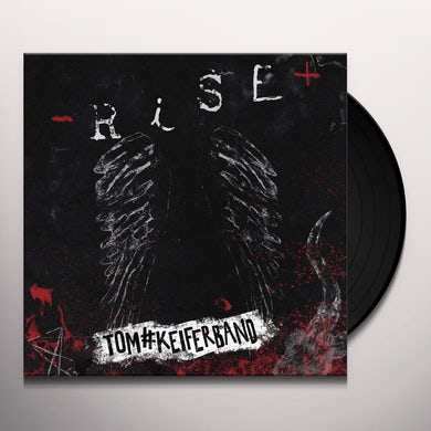 Tom Keifer Rise Vinyl Record