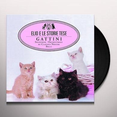 ELIO E LE STORIE TESE GATTINI Vinyl Record