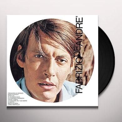 Fabrizio De Andre VOLUME 1 Vinyl Record
