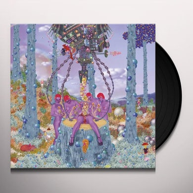Spidergawd Vinyl Record