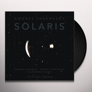 Solaris Sound & Vision / O.S.T. SOLARIS SOUND & VISION / Original Soundtrack Vinyl Record