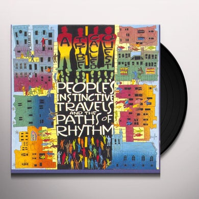 A Tribe Called Quest  People's Instinctive Travels And The Paths Of Rhythm Vinyl Record