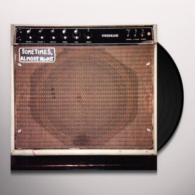 Firehose SOMETIMES Vinyl Record