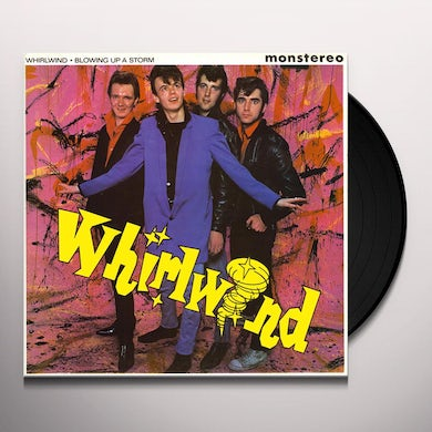 Whirlwind BLOWING UP A STORM Vinyl Record