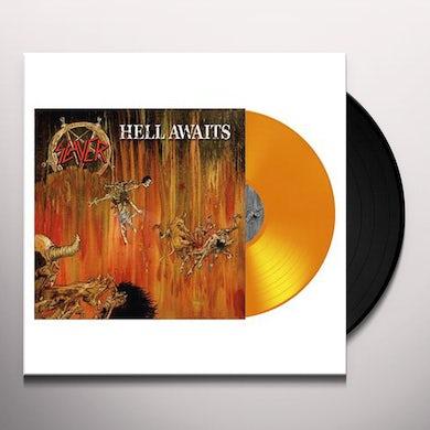Slayer Hell Awaits Vinyl Record