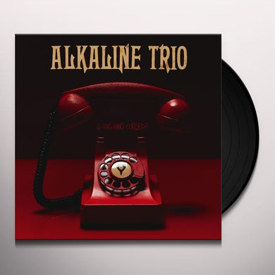 Alkaline Trio IS THIS THING CURSED Vinyl Record
