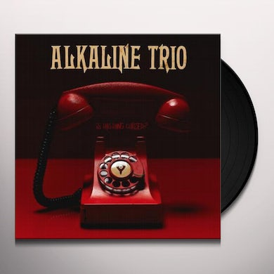 Alkaline Trio Is This Thing Cursed? Vinyl Record
