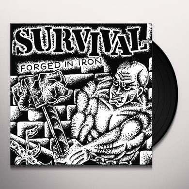 FORGED IN IRON Vinyl Record