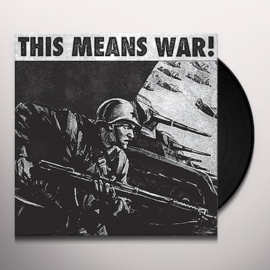THIS MEANS WAR! Vinyl Record