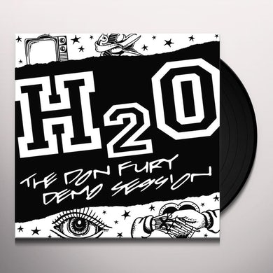 H2O THE DON FURY DEMO SESSION Vinyl Record