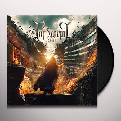Cor Scorpii Ruin Vinyl Record