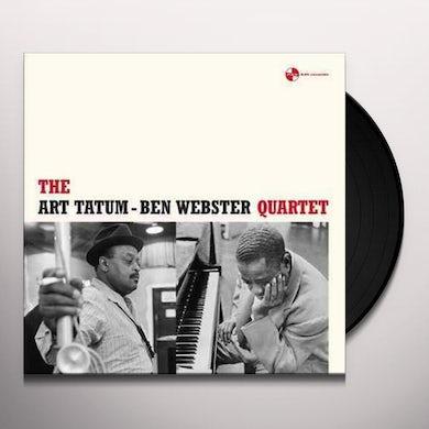 Art Tatum-Ben Wesbter Quartet Vinyl Record
