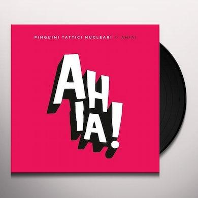 Pinguini Tattici Nucleari AHIA Vinyl Record