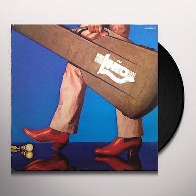 Leno MAS MADERA Vinyl Record