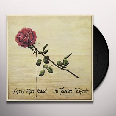 Larry Rose JUPITER EFFECT Vinyl Record