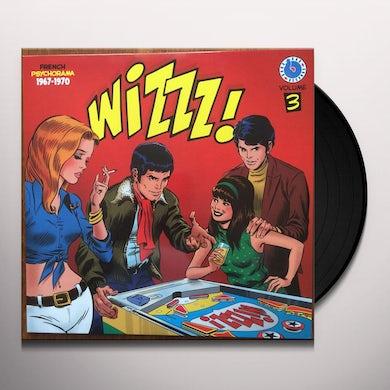 WIZZZ FRENCH PSYCHORAMA 1967-1970 VOLUME 3 / VAR Vinyl Record