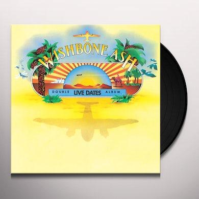 Wishbone Ash LIVE DATES Vinyl Record