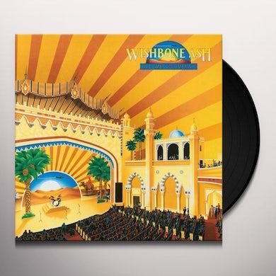 Wishbone Ash LIVE DATES II (OPAQUE YELLOW & BLUE VINYL) Vinyl Record