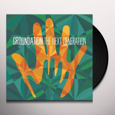 Groundation NEXT GENERATION Vinyl Record
