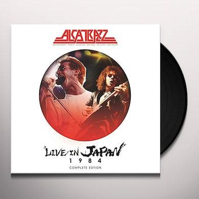 Alcatrazz LIVE IN JAPAN 1984 - COMPLETE EDITION Vinyl Record