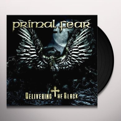 Primal Fear DELIVERING THE BLACK Vinyl Record