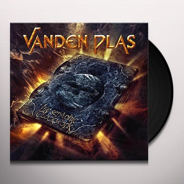 Vanden Plas SERAPHIC CLOCKWORK Vinyl Record