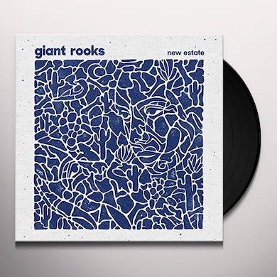 Giant Rooks NEW ESTATE Vinyl Record
