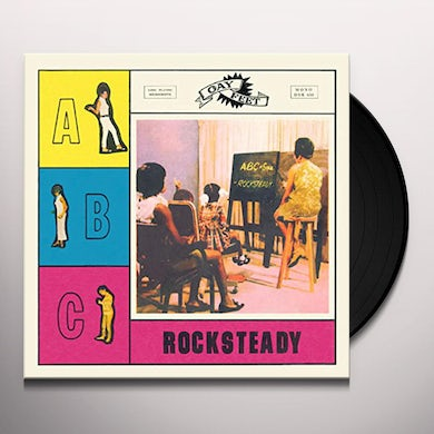 ABC ROCKSTEADY Vinyl Record