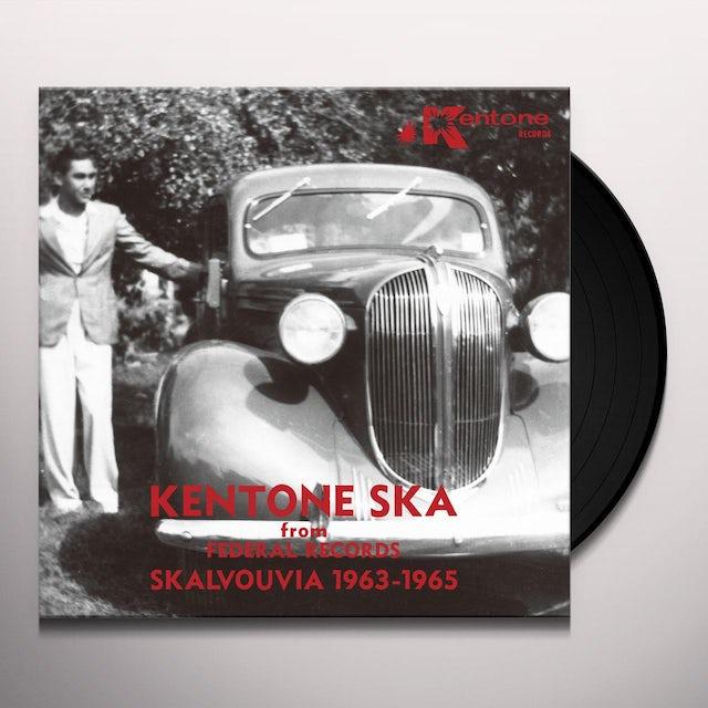 Kentone Ska From Federal Records: Skalvouvia 1963