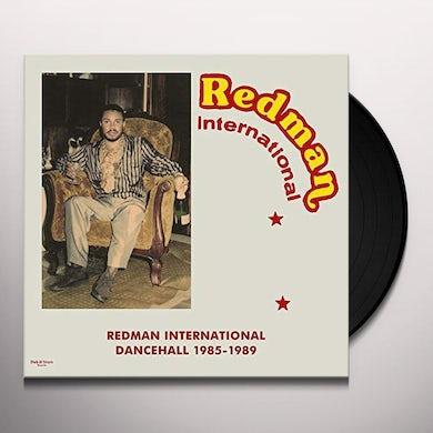 Redman International Dancehall 1985-1989 / Var Vinyl Record
