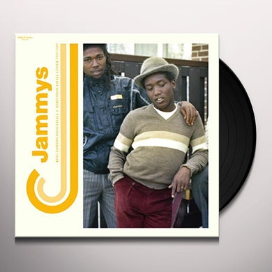 KING JAMMYS DANCEHALL 4: HARD DANCEHALL / VAR Vinyl Record