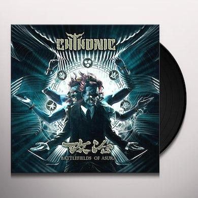 Chthonic BATTLEFIELDS OF ASURA Vinyl Record