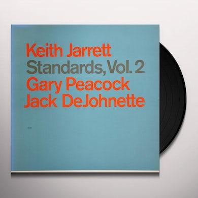 Keith Jarrett STANDARDS VOL 2 Vinyl Record