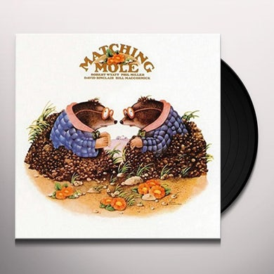 Matching Mole Vinyl Record - UK Release