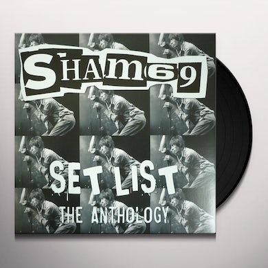 SET LIST Vinyl Record