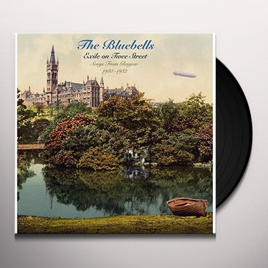 Bluebells EXILE ON TWEE STREET Vinyl Record