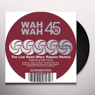 Scrimshire LOW ROAD-RAPSON REMIX Vinyl Record