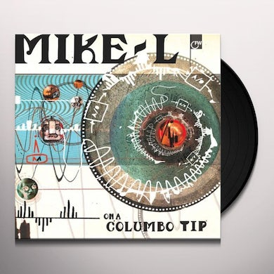 Mike-L ON A COLOMBO TIP Vinyl Record - UK Release