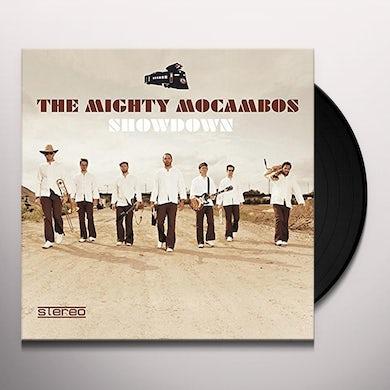 The Mighty Mocambos SHOWDOWN Vinyl Record