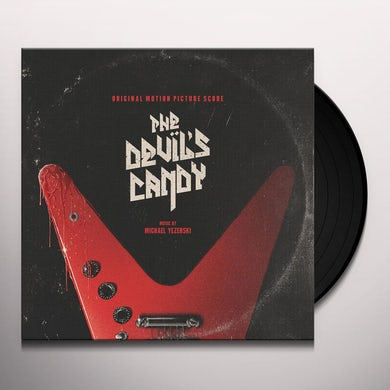 Michael Yezerski THE DEVIL'S CANDY / Original Soundtrack Vinyl Record
