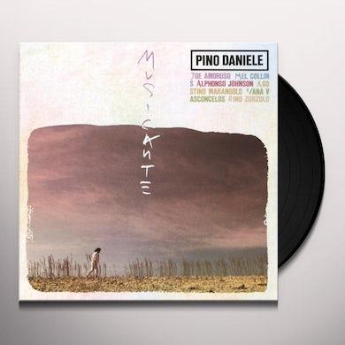 Pino Daniele MUSICANTE Vinyl Record