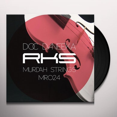 Doc Daneeka MURDAH STRINGS Vinyl Record