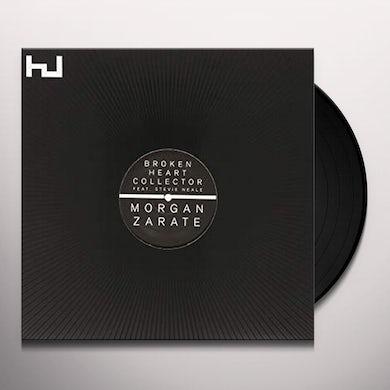 Morgan Zarate BROKEN HEART Vinyl Record