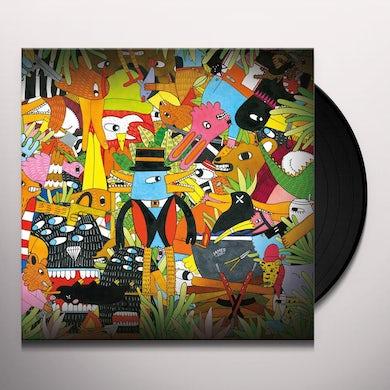 Jameszoo FAAVEELAA Vinyl Record