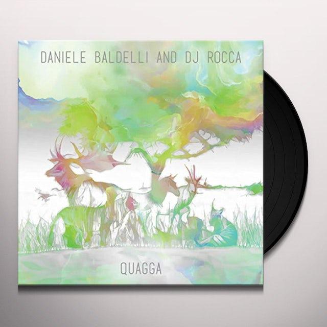Daniele Baldelli / Dj Rocca QUAGGA Vinyl Record