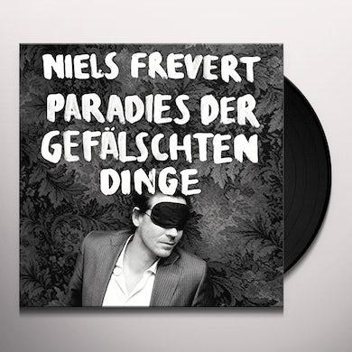 Niels Frevert PARADIES DER GEFAELSCH Vinyl Record