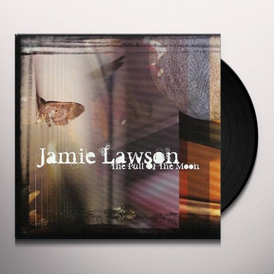 Jamie Lawson PULL OF THE MOON Vinyl Record